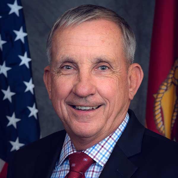 Lieutenant General George J. Flynn USMC (Ret.) (VA)