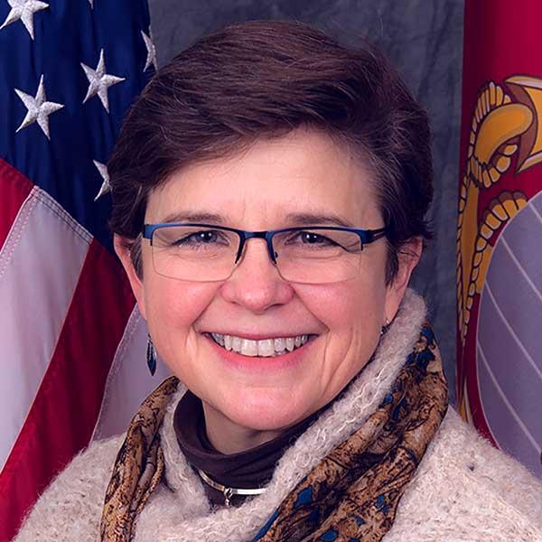 RADM Margaret Kibben, CHC, USN (Ret.) (VA)