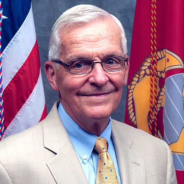Lieutenant General Jeffrey W. Oster USMC (Ret.) (VA)