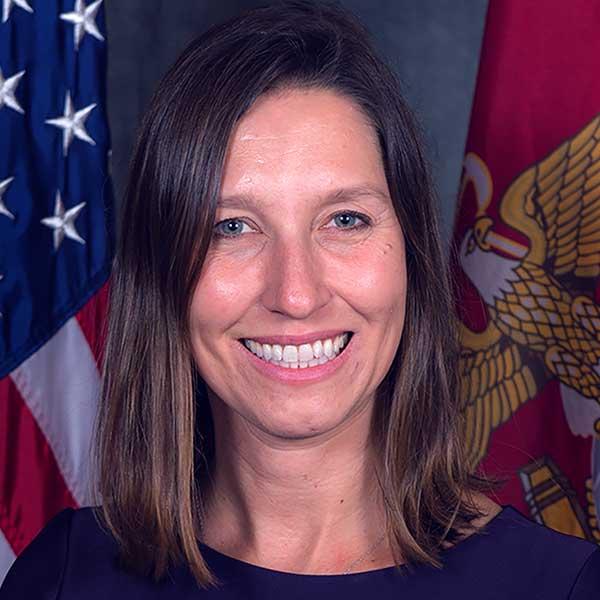 LtCol Melissa Palmisciano USMCR (Ret.) (OH)