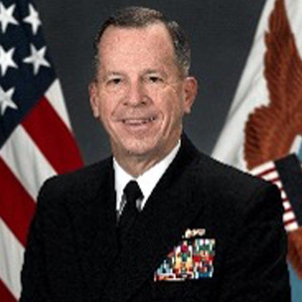ADM Michael G. Mullen, USN (Ret.) (MD)